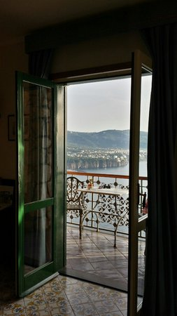 Hotel Mega Mare: Dalla Hall...