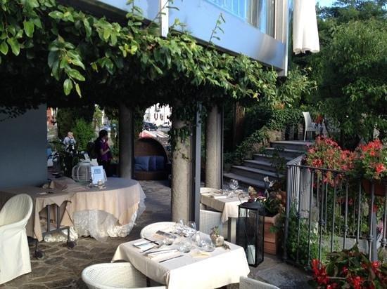 Hotel Camin Colmegna: Terrasse II