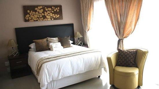 Ezulwini Guest house : Bedroom