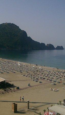 Azak Beach Hotel: udsigt fra 5