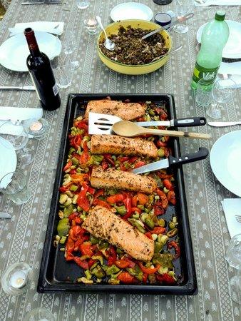 La Rivolte : Home cooking