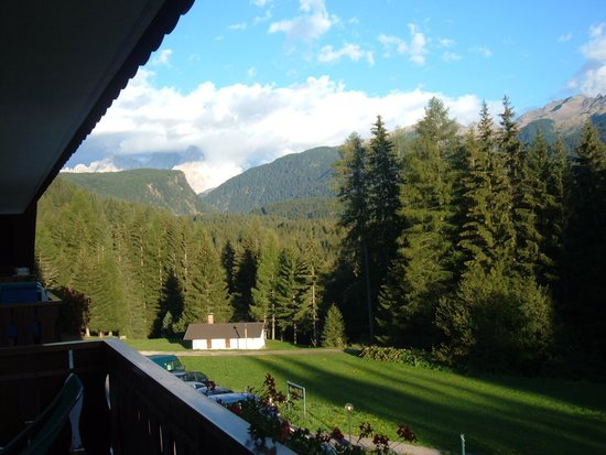 Hotel Sole : panorama dal terrazzo