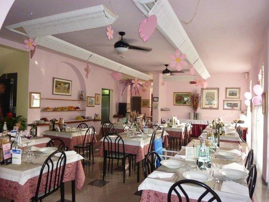 Hotel My Home : Sala ristorante