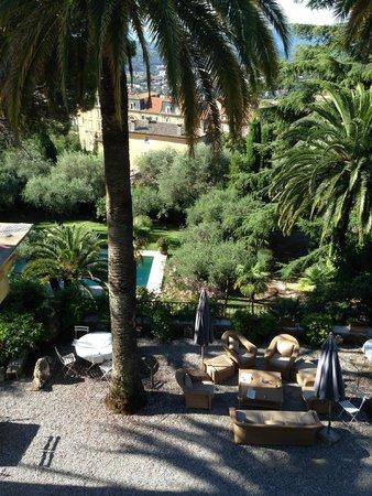 La Rivolte : View from my room