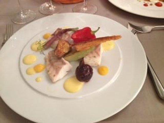 La Reserve Rimbaud : Fish