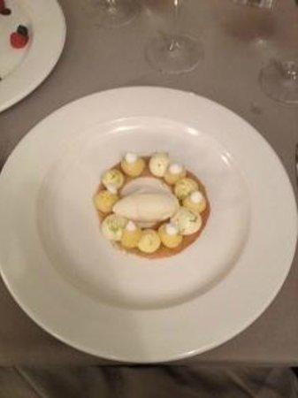 La Reserve Rimbaud : lemon tart
