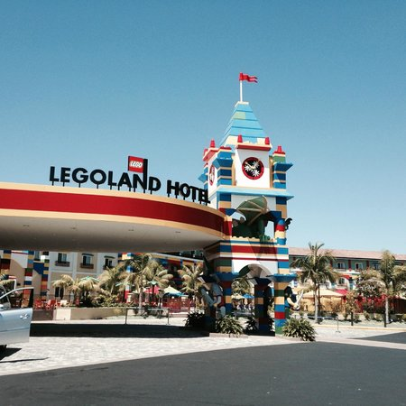 LEGOLAND California Hotel: LegoLand Hotel