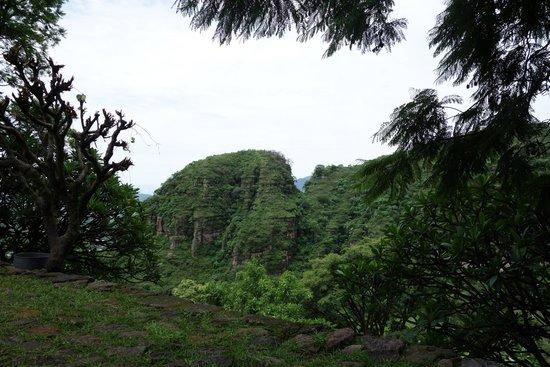 Zona Arqueológica de Malinalco: La vue depuis le site