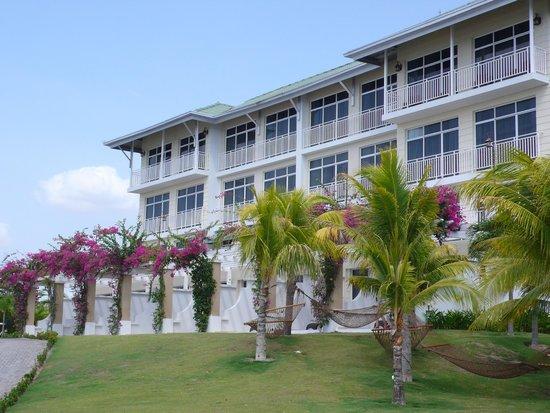 Sheraton Bijao Beach Resort : Rooms in the resort