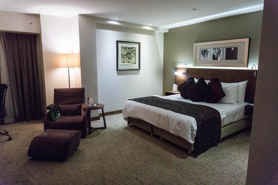 Crowne Plaza Istanbul - Harbiye: Hotel room