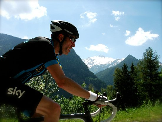 Chalet Annabelle: All the encouragement you need to get you there from Mike!