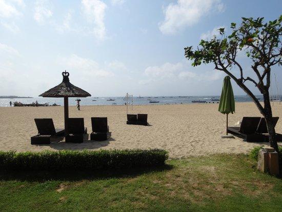 The Tanjung Benoa Beach Resort Bali: Plage