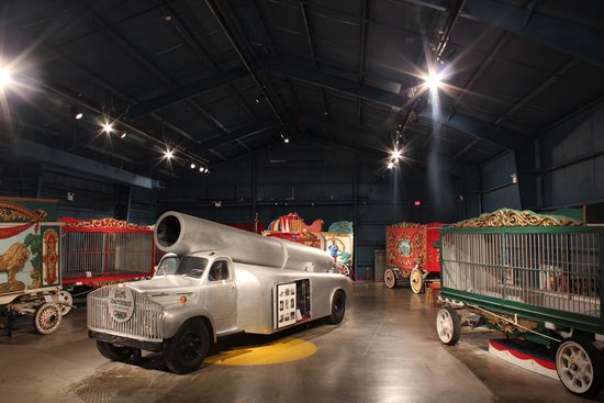 The Ringling: Musée du cirque