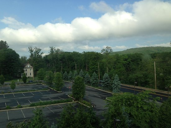 Fairfield Inn & Suites Mahwah: View from Room