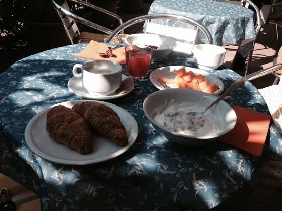 Hotel Lory: La colazione