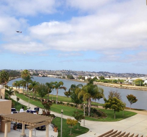 Homewood Suites by Hilton San Diego Airport - Liberty Station : View from our room