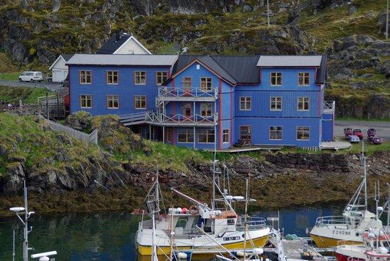 Hotel Arran Nordkapp: Hôtel Arran à Kamoyvaer