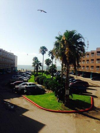 Villa Del Sol: View from the patio of condo #3144