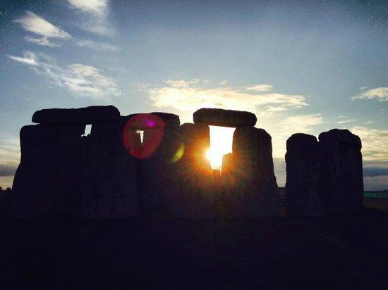 Anderson Tours : stonehenge