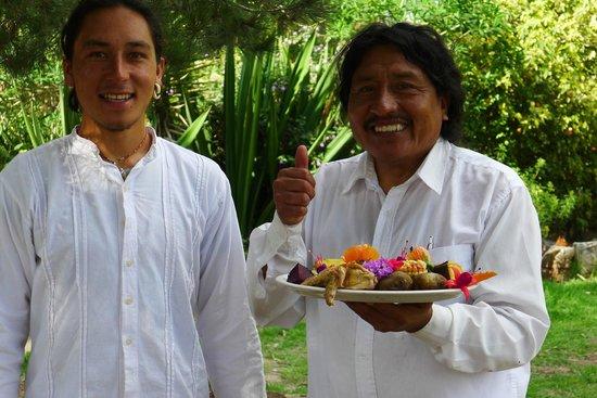 Hostal Aya Huma : Pacha manca, ancestral kitchen