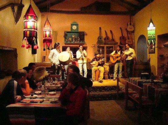 Hostal Aya Huma : Aya-Huma´s Restaurant