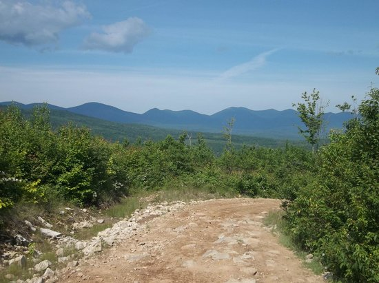 Northeast Snowmobile and ATV Rentals: View while riding...