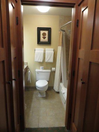 Skamania Lodge: Skamania bathroom