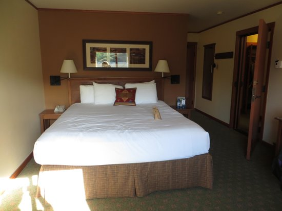 Skamania Lodge : Bedroom 310