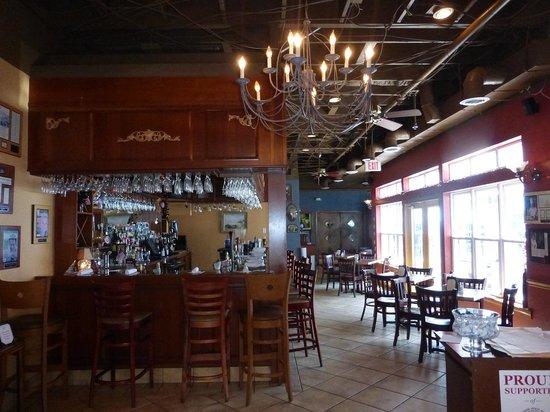 Difebo S Restaurant Bar Area