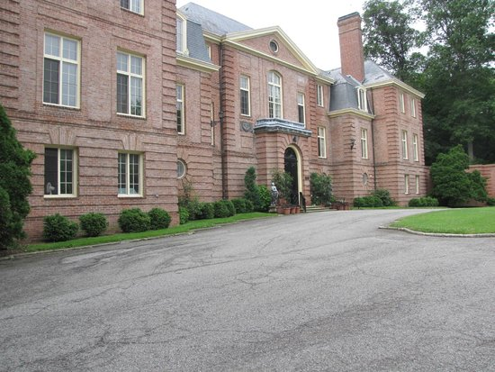 Kingwood Center: Kingwood Hall. Call to verify date/time if you want to tour.