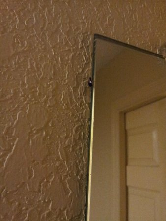Extended Stay America - Jacksonville - Salisbury Rd. - Southpoint: Bathroom mirror