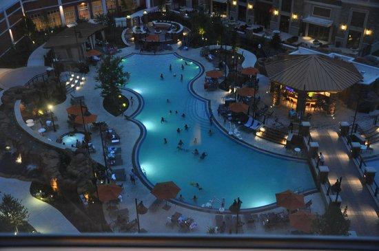 Winstar Casino Pool Hours