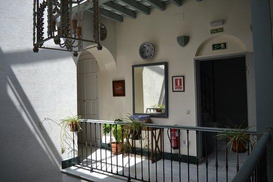 La Fonda Barranco: Detalle pasillo primera planta