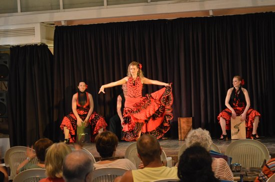 Hotel Sorra Daurada Splash : Flamenco