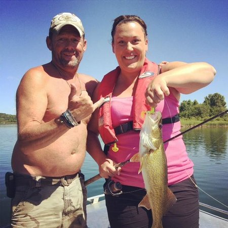 Get Hooked Fishing Adventures Ltd - Tours: Catch and Release