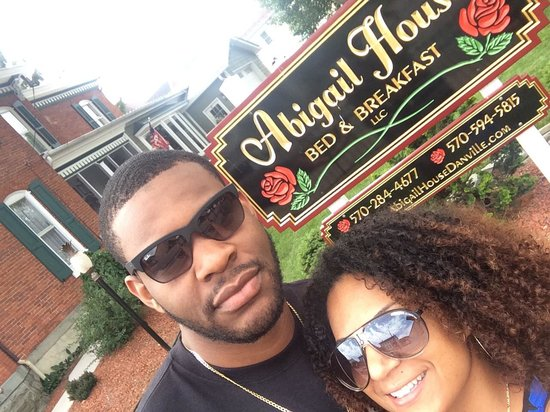 Abigail House Bed and Breakfast: Loved it here!!! #abigailselfie