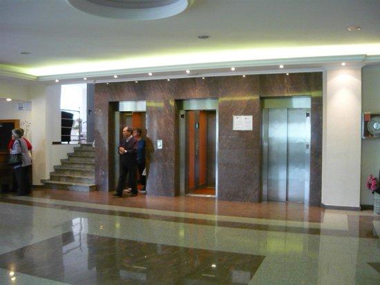 Hotel Ria Mar: lis ascensores