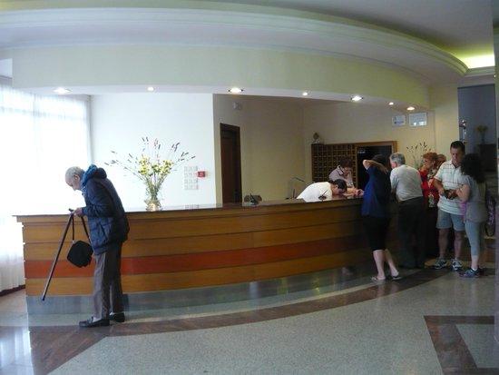 Hotel Ria Mar: recepcion