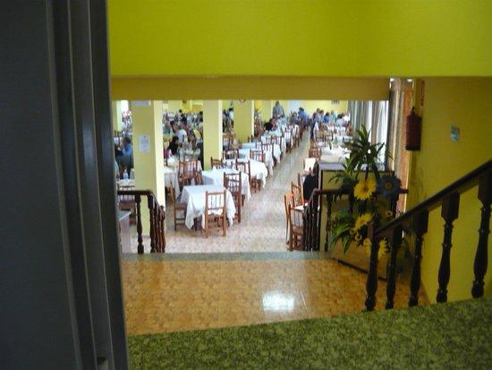 Hotel Ria Mar: vista al comedor