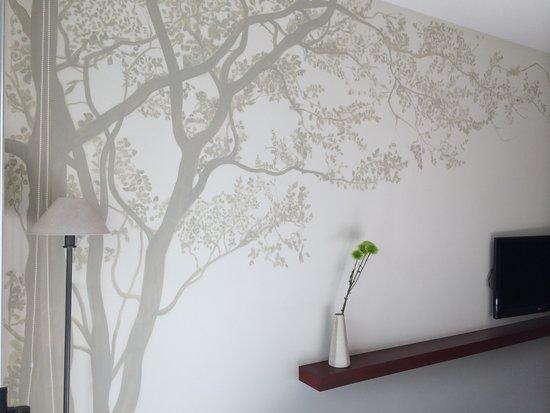 Hotel Ismael: Detalle de la habitación