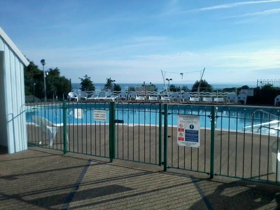 Bathroom picture of quay west holiday park haven new - The quays swimming pool timetable ...