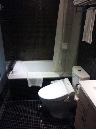 Simple+ Hotel: 14.03.21【SimpleHotel】バスルーム