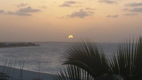 Gansevoort Turks + Caicos: Sunset from room