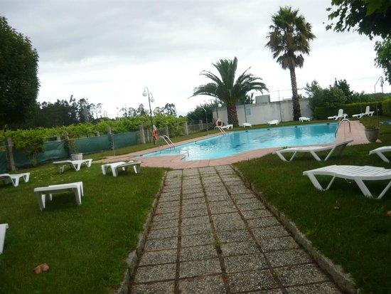 Hotel Ria Mar: piscina