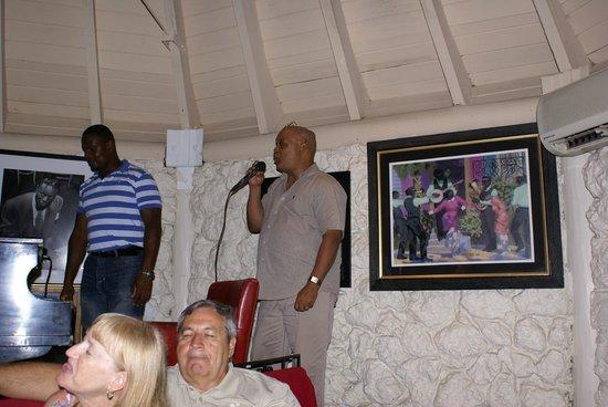 The Club, Barbados Resort and Spa: Piano Bar