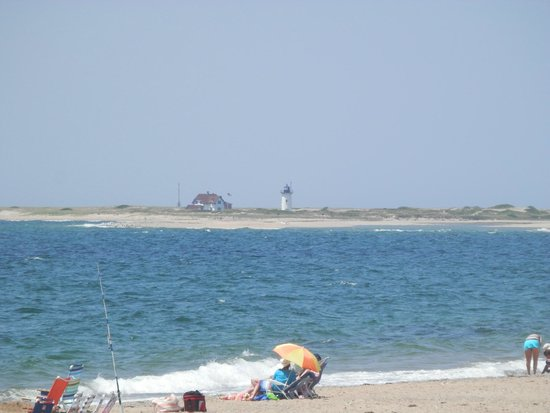 Herring Cove Beach: Race Point Light house