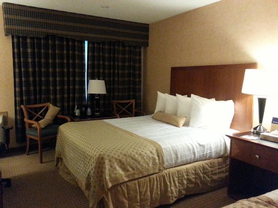 Best Western Plus Langley Inn : Room with 2 queen beds