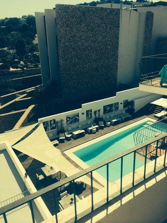 Hotel Zhero: Fra rommet i 5 etage