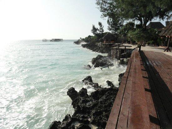 Mnarani Beach Cottages: a