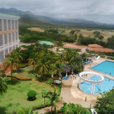 Hesperia Isla Margarita: VISTA DESDE LA HABITACION